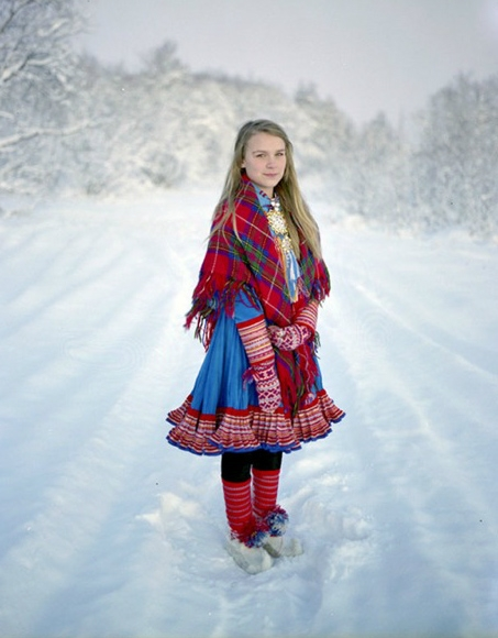 The Story of the Sami People & Culture - Skandiblog