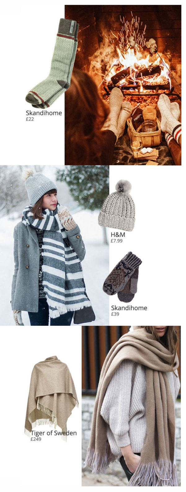 warm and snug scandi winter wardrobe ideas