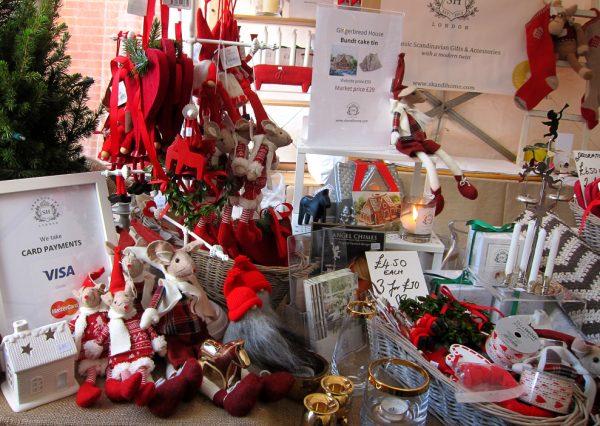 London Christmas markets 2016 - Scandi Market