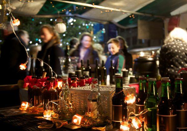 London Christmas Markets, Southbank centre