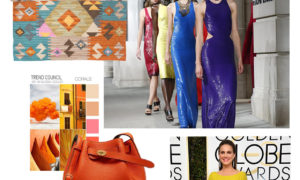 bright and bold fashion trends for spring summer 2017, inspired by ralph lauren and acne studios