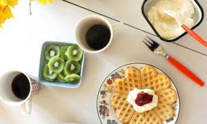 vaffeldagen, waffle day in sweden waffle inspiration from bonjourvintag