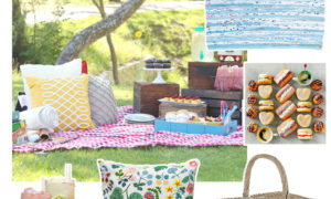 easter picnic ideas, skandihome's wishlist for a spring park picnic