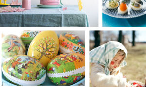 glad pask, easter traditions from scandinavia